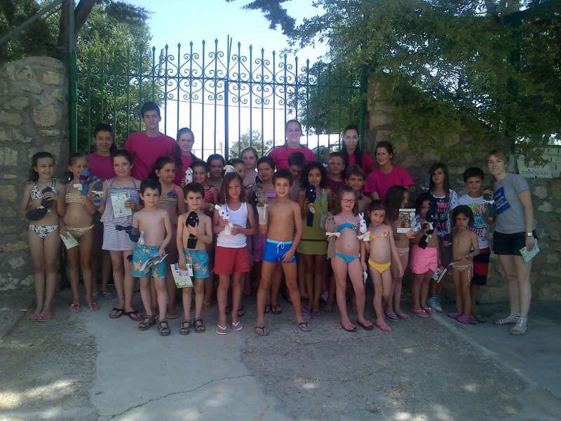Campamento urbano san jos de calasanz aranjuez humana for Piscina municipal alcobendas
