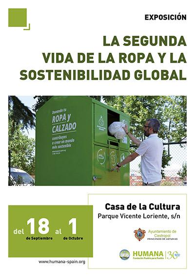 cartel expo medio ambiente Castropol