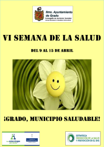 CARTEL VI SEMANA DE LA SALUD 20181
