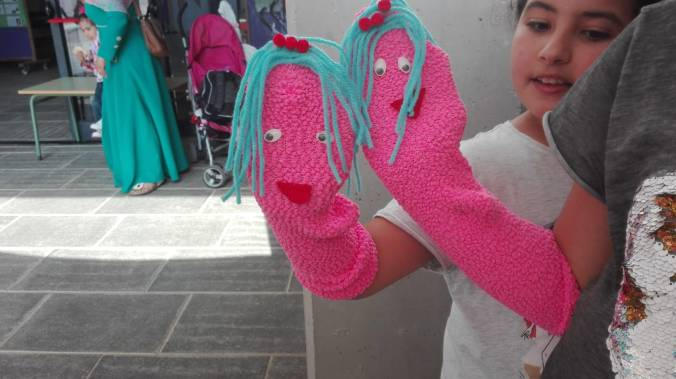 Taller Humana Marionetas